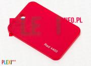 PLEXI Czerwone 4403 PLEKSI PMMA