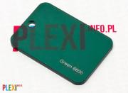 PLEXI Zielone 6600 PLEKSI PMMA