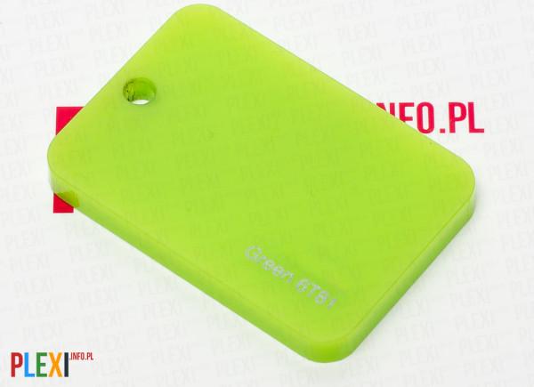 PLEXI Zielone 6T81 PLEKSI PMMA