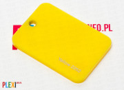 PLEXI Żółte 2252 PLEKSI PMMA